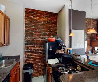 23 Cortes Street, Unit 8, Bay Village, Boston, MA