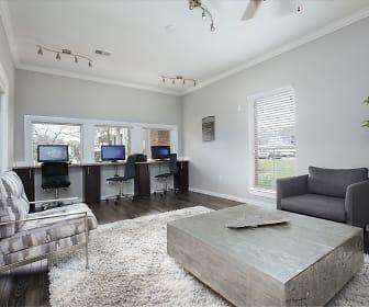 Living Room, Bayou Parc at Oak Forest
