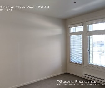 2000 Alaskan Way #444, Western Avenue, Seattle, WA