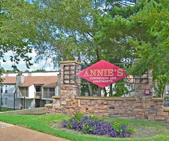 Community Signage, Annie's Townhomes