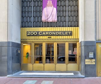 200 Carondelet, Central Business District, New Orleans, LA