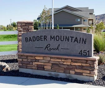 Badger Mountain Ranch, Enterprise Middle School, West Richland, WA