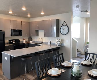 Midvale Station Townhomes, Little Cottonwood Creek Valley, UT