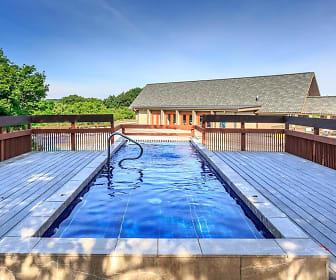 Pool, Timber Top