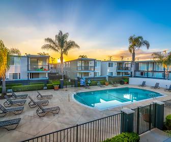Park Avenue, Belmont Shore, Long Beach, CA