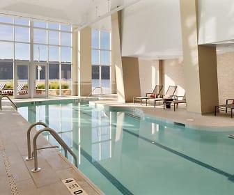 Pool, River Club at Hudson Park