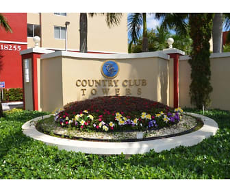 Country Club Towers, Country Club, FL