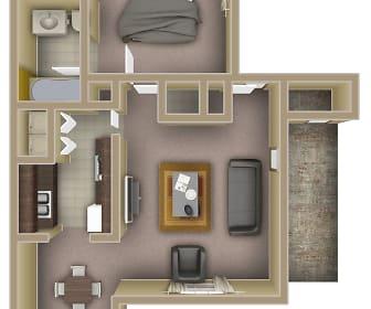 Living Room, 7 Homestretch Lane