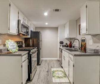Kitchen, Citrus Grove Apartments