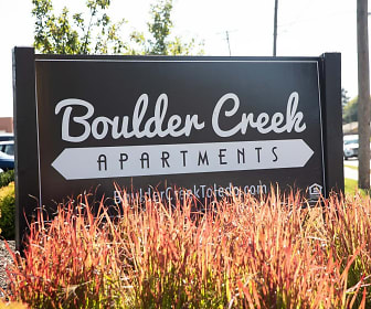 Community Signage, Boulder Creek Apartment Homes