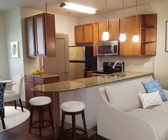 Kitchen, Barton Creek Landing