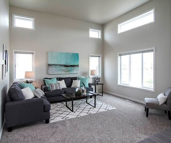 Living Room, MPM Rental Homes