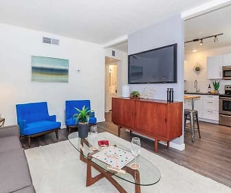 Living Room, 1133 West Fifth