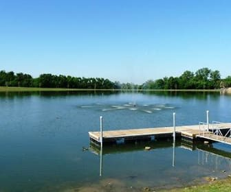 Dock and Lake View, Lakota Lake Apartments