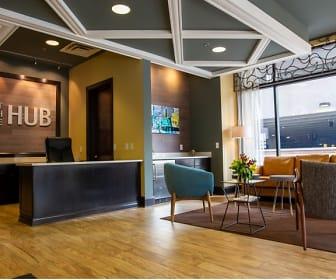 The Hub, Short North, Columbus, OH