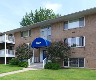 1600 Elmwood Avenue Apartments, Ora Academy, Rochester, NY