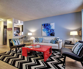 Living Room, The Richfield Apartments