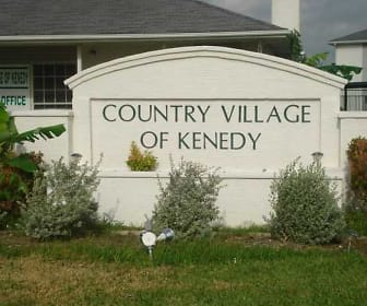 Building, Country Village Apartments