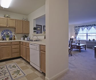 Kitchen, Park View at Miramar Landing for 62 or better