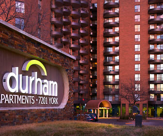 The Durham Apartments, Centennial Lakes, Edina, MN