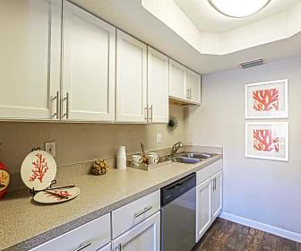 Kitchen, St Charles Row