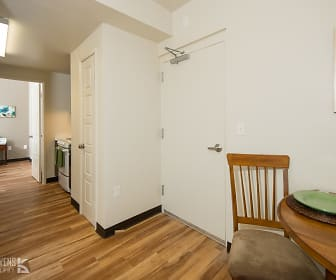 Dining Room, Wakea Garden Apartments