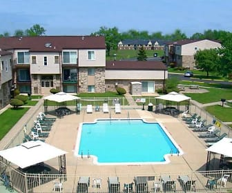 Pool, Garfield Plaza
