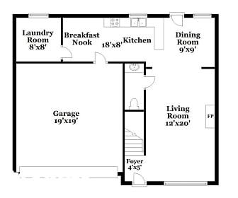 11146 Shadow Creek Terrace, Lovejoy Middle School, Hampton, GA