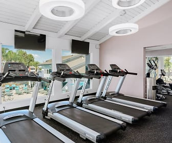 Fitness Weight Room, Reserve at South Coast