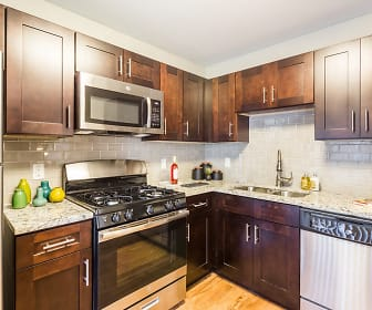 Kitchen, The Crossings at St. Charles