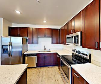 Kitchen, 91-1081 Iwikuamoo St Apt 1005
