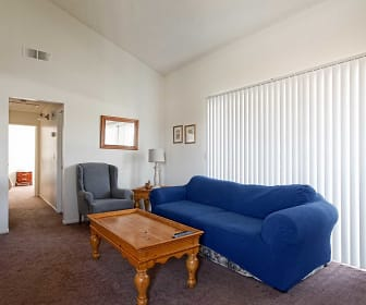 Living Room, Cedar Oaks