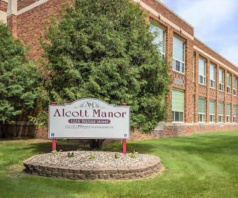 Alcott Manor, University of North Dakota, ND
