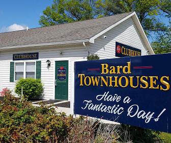 Community Signage, Bard Townhouses