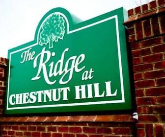Community Signage, The Ridge At Chestnut Hill