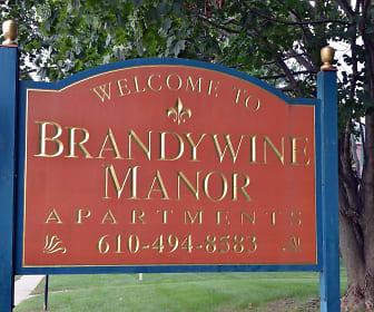 Brandywine Manor, Aston, PA
