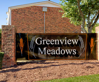 Community Signage, Greenview Meadows