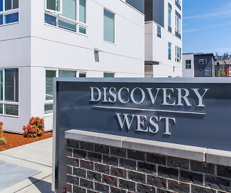 Community Signage, Discovery West
