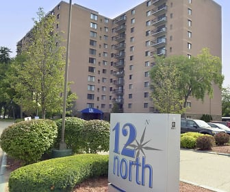 12 North Apartments, Lawrence Technological University, MI