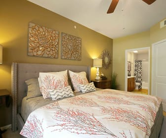 Bedroom, The Briarcliff City Apartments