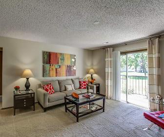 Living Room, The Vanderbilt