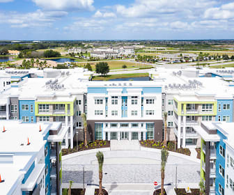 Residences at the Green, Lakewood Ranch High School, Bradenton, FL