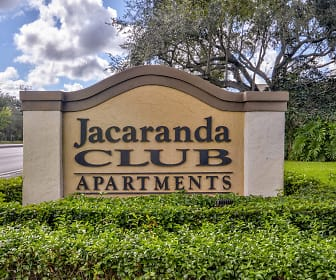 Jacaranda Club, Sunrise, FL