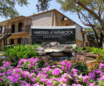 Waters Of Winrock, Texas