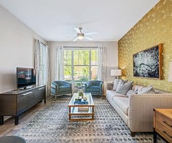 Living Room, Millennium Apartment Homes