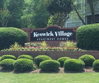 Community Signage, Keswick Village
