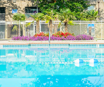 Relax by our sparkling swimming pool., Baker Crossing