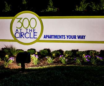 Community Signage, 300 At The Circle
