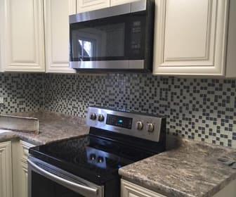 Kitchen, Brook Haven Apartments