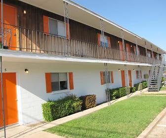 Monaghan Apartments, Killeen, TX